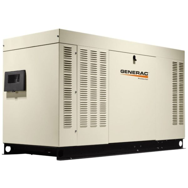 Generac Protector Series 25kW Natural Gas or Propane Standby Generator 3 Phase 208V | RG02515G