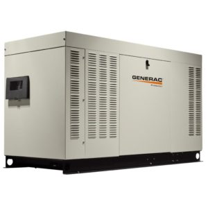 Generac Protector Series 22kW Natural Gas or Propane Standby Generator Single Phase | RG02224A