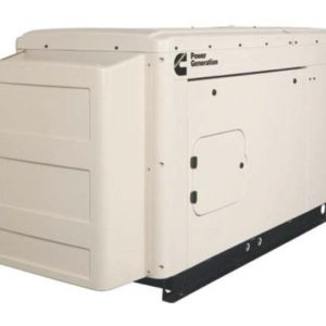 Cummins Power Quiet Connect 25kW Liquid Cooled Standby Generator Three Phase | RS25