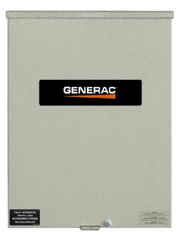 Generac 150 Amp Service Rated Automatic Transfer Switch Single Phase Nema 3R | RTSW150A3